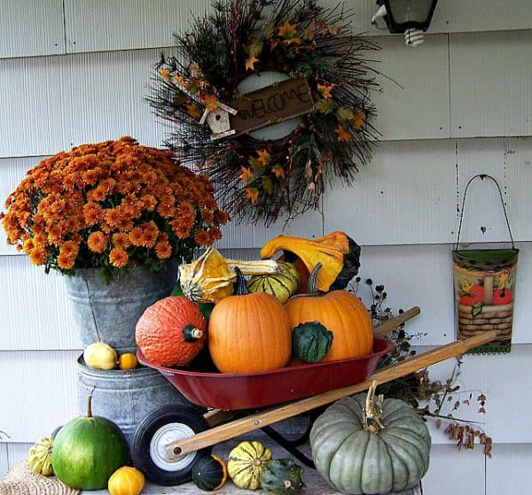 Planning an Awesome! Autumn Display