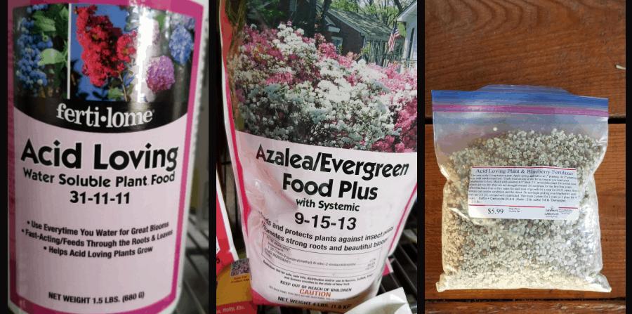 acid fertilizers